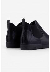 Sneakersy czarne 8 Lane