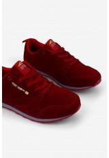 Buty sportowe czerwone 1 Droit