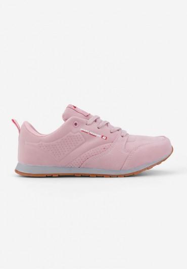 Buty sportowe różowe 9 Droit