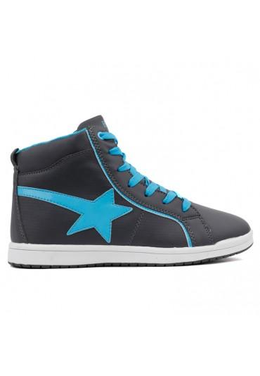 Buty sportowe szaro niebieskie 5 Reynold