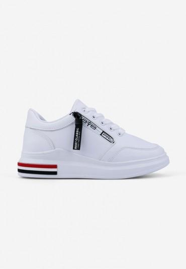 Sneakersy białe Hélène