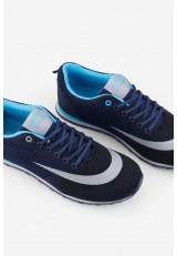 Buty sportowe granatowo niebieskie 2 Rémy
