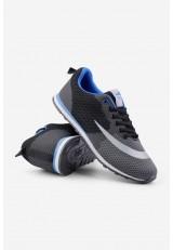 Buty sportowe szaro niebieskie 5 Rémy