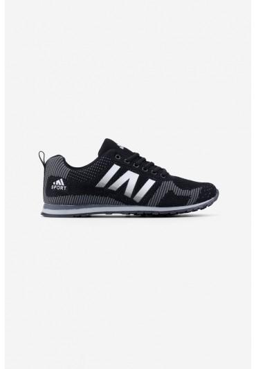 Buty sportowe czarne 6  Savatier