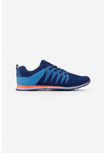 Buty sportowe niebieskie 4 Gisbert