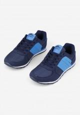 Buty sportowe 1 granatowo-niebieskie Tano