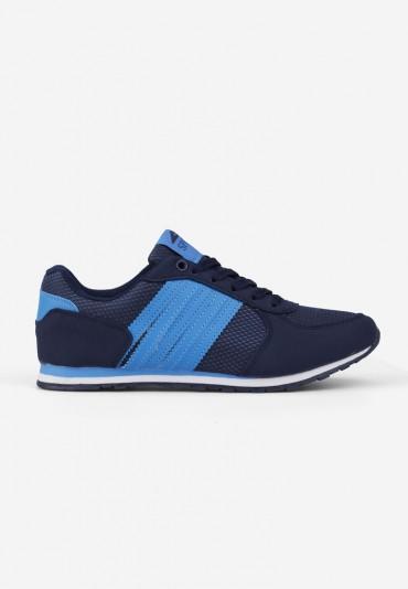 Buty sportowe granatowo-niebieskie Tano