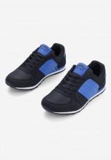 Buty sportowe czarno-niebieskie Tano