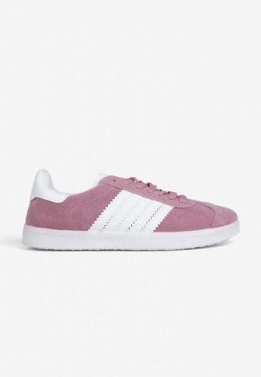 Buty sportowe różowe Reine