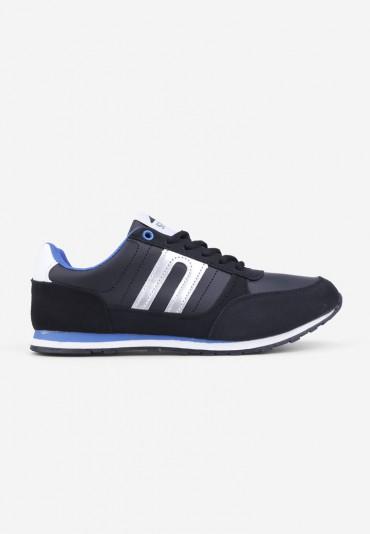 Buty sportowe czarne 7 Roch