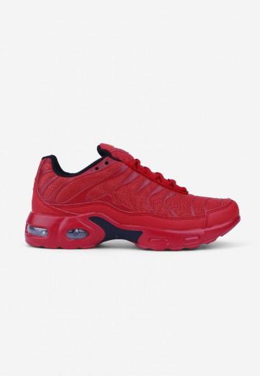 Buty sportowe czerwone Orbe