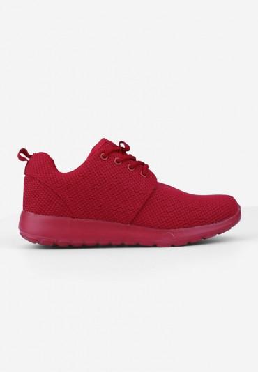 Buty sportowe czerwone Leroy