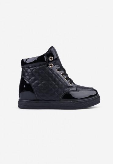 Sneakersy czarne 2 Parris