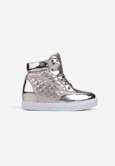 Sneakersy złote 4 Parris