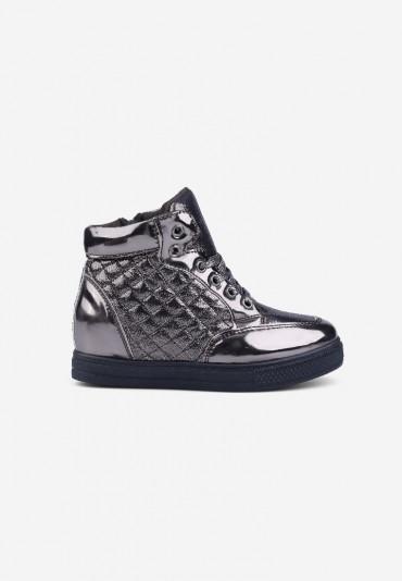 Sneakersy brązowe 10 Parris