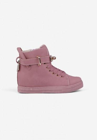 Sneakersy różowe 4 Narcisse