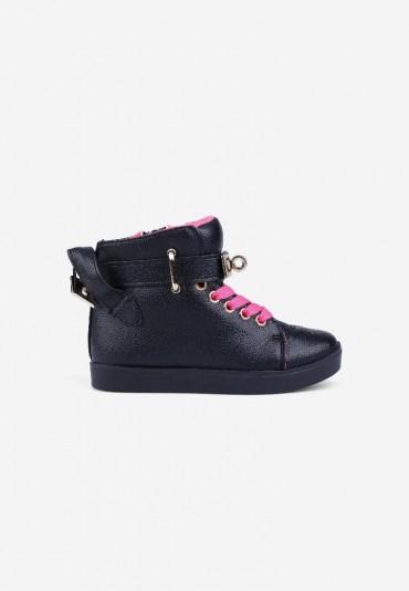 Sneakersy czarne 5 Jules