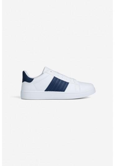 Buty sportowe biało-granatowe Canali