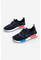 Buty sportowe czarne Silvana