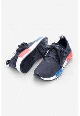 Buty sportowe czarno-szare Silvana