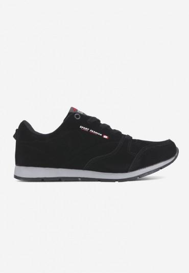 Buty sportowe czarne 4 Droit