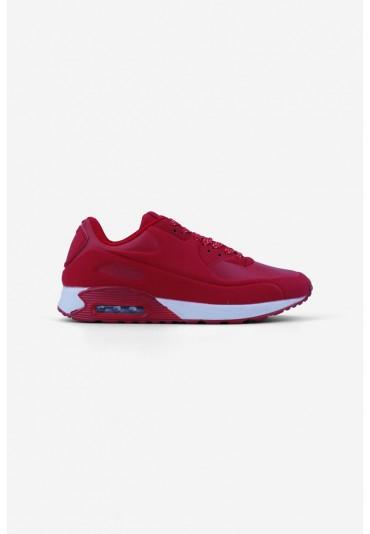 Buty sportowe czerwone 9 Luoni