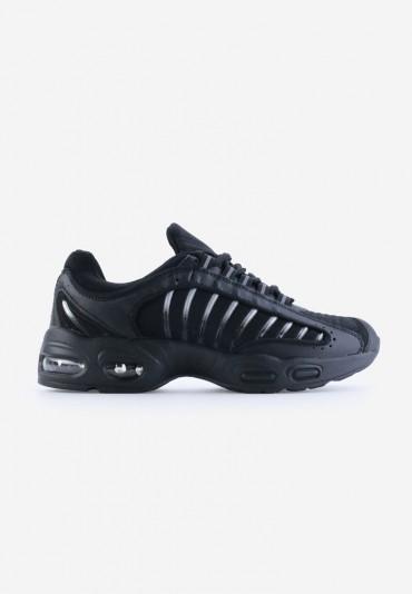 Buty sportowe czarno-srebrne Cross