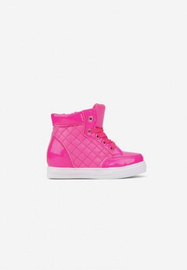Sneakersy różowe 9 Jilani