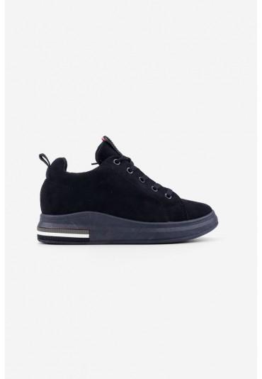 Sneakersy czarne-4 Capone