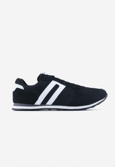 Buty sportowe czarne-3 Arcuri