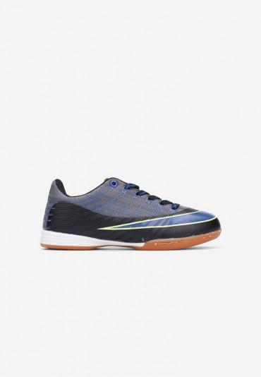 Buty sportowe szaro-niebieskie-3 Benoit