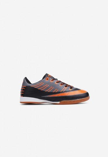 Buty sportowe pomarańczowo-szare-4 Benoit