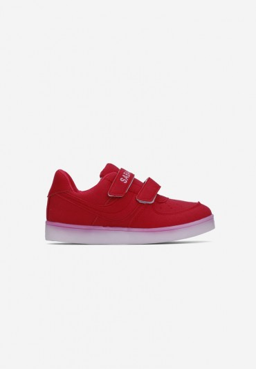 Buty sportowe czerwone-9 Vedat