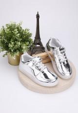 Buty sportowe srebrne 1 Vardar