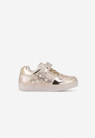 Buty sportowe złote 2 Akalin