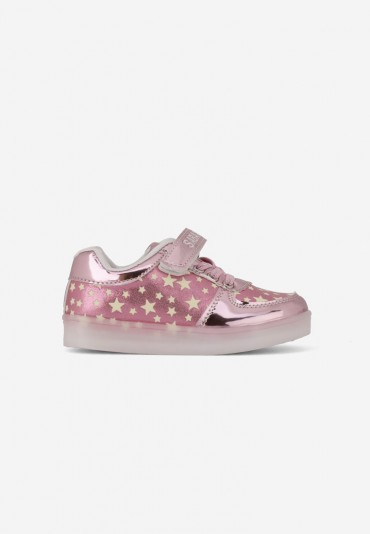 Buty sportowe różowe 3 Akalin