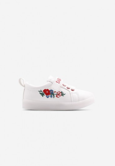Buty sportowe białe 1 Elin