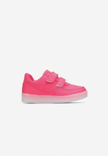 Buty sportowe różowe 3 Felìcita