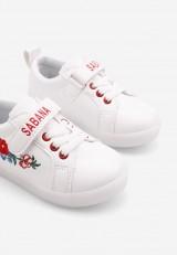 Buty sportowe białe 1 Bianchi