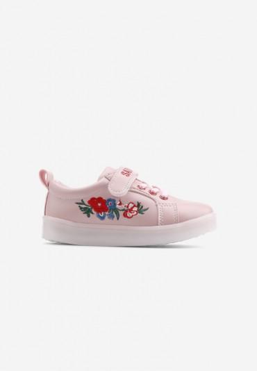 Buty sportowe różowe 2 Bianchi
