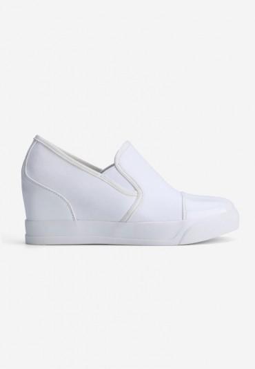 Sneakersy białe 5 Tristan