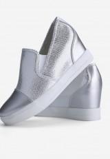 Sneakersy szare Tristan