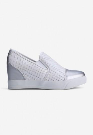 Sneakersy białe  Margot
