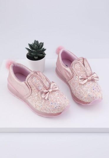 Buty sportowe różowe Dewi