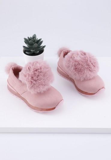Buty sportowe różowe 5 Dewey