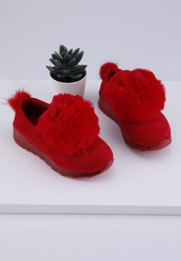 Buty sportowe czerwone 8 Dewey