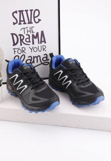 Buty sportowe czarne 2 Ifor