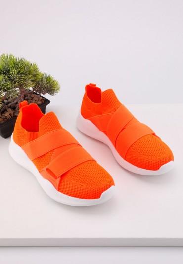 Buty sportowe pomarańczowe 2 Éloi