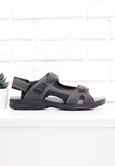 Sandały szare 2  Gowon