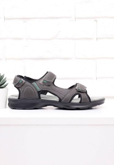 Sandały szare 3 Sefu